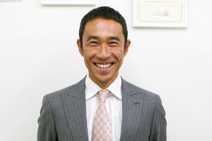 代表取締役社長澤野俊之